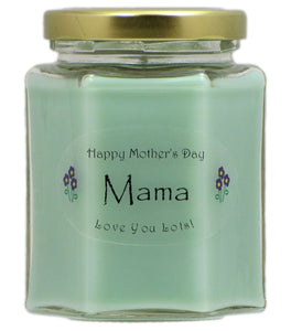 """Mama"" - Happy Mother's Day Candles"