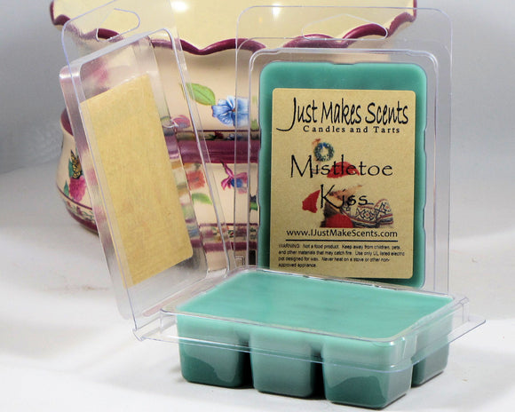 Mistletoe Kiss Scented Wax Melts
