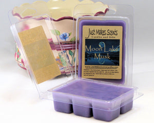 Moon Lake Musk Scented Wax Melt