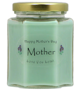 """Mother"" - Happy Mother's Day Candles"