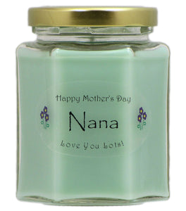 """Nana"" - Happy Mother's Day Candles"