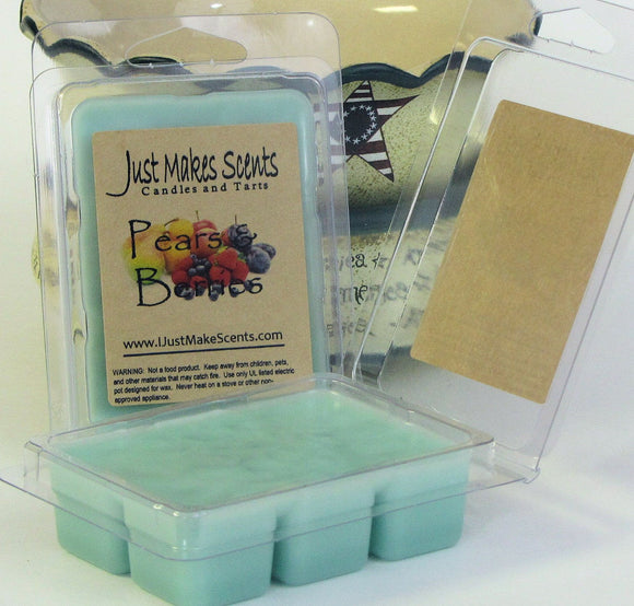 Pears & Berries Wax Melts