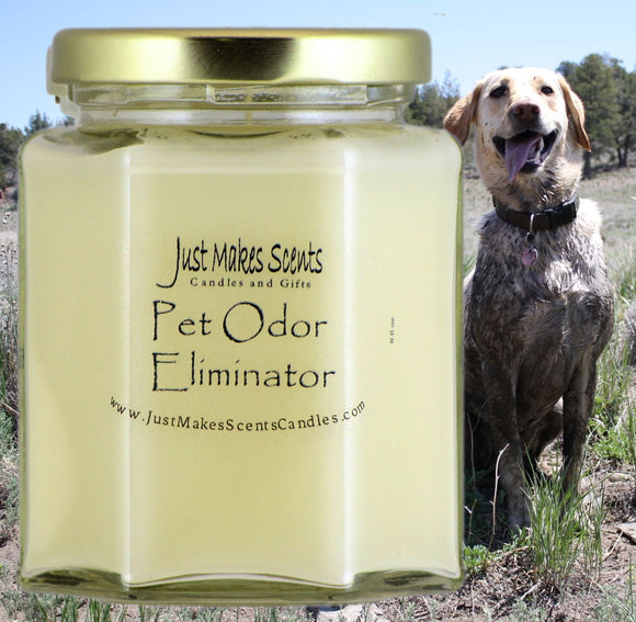 Pet Odor Eliminator Candles