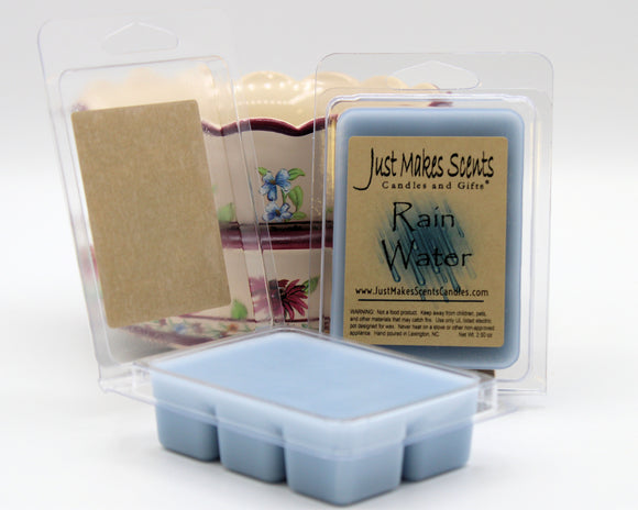 Rain Water Scented Wax Melts