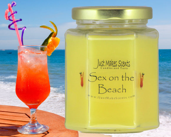 Sex on the Beach Scented Candle