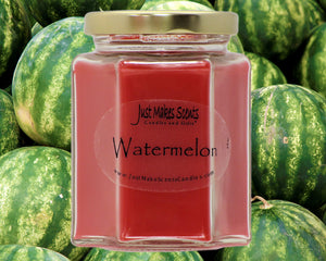 Watermelon Scented Candle