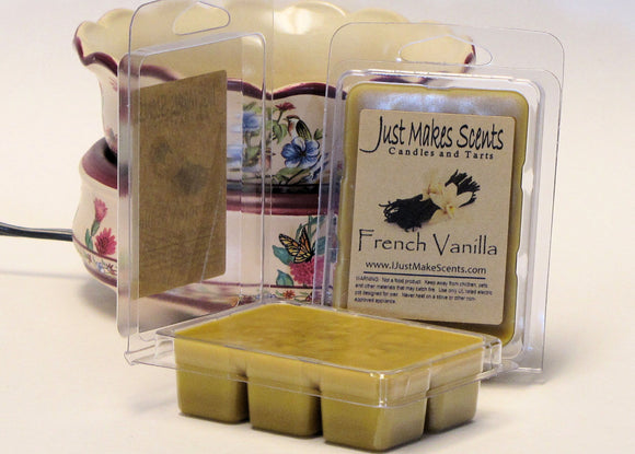 French Vanilla Scented Wax Melts