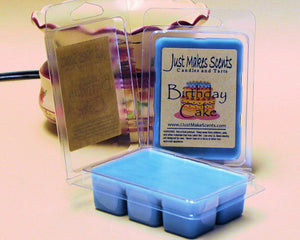 Birthday Cake Scented Wax Melts