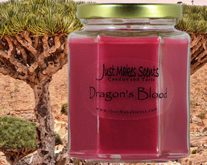 Dragon's Blood Blended Soy Candle