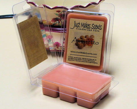 Amaretto Scented Soy Wax Melts