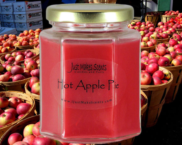 Hot Apple Pie Scented Candle