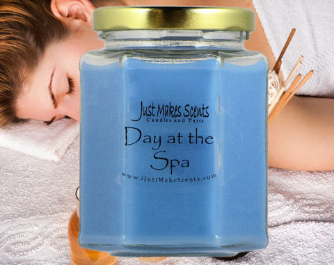 Day at the Spa Scented Candle