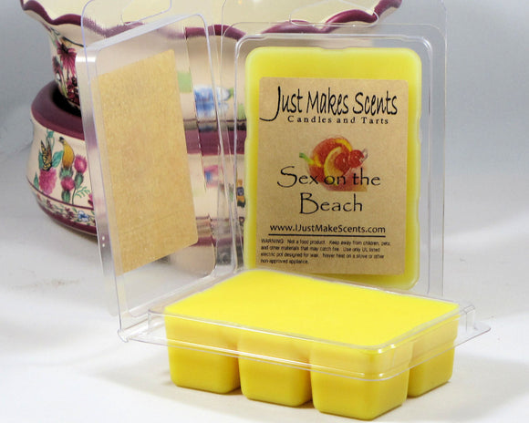 Sex on the Beach Scented Wax Melts