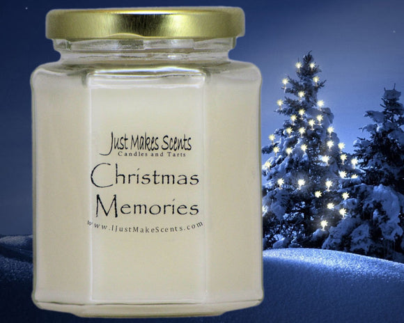 Christmas Memories Scented Candle