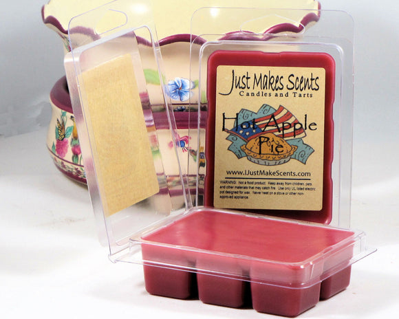 Hot Apple Pie Scented Wax Melts