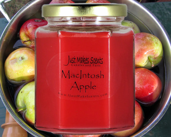 MacIntosh Apple Scented Candle