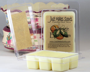 Orange Blossom Scented Wax Melts