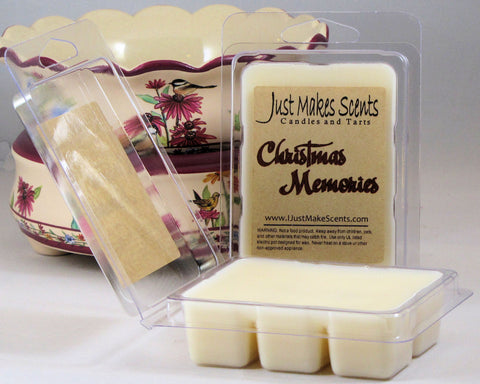 Christmas Memories Scented Wax Melts