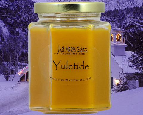 Yuletide Scented Candle