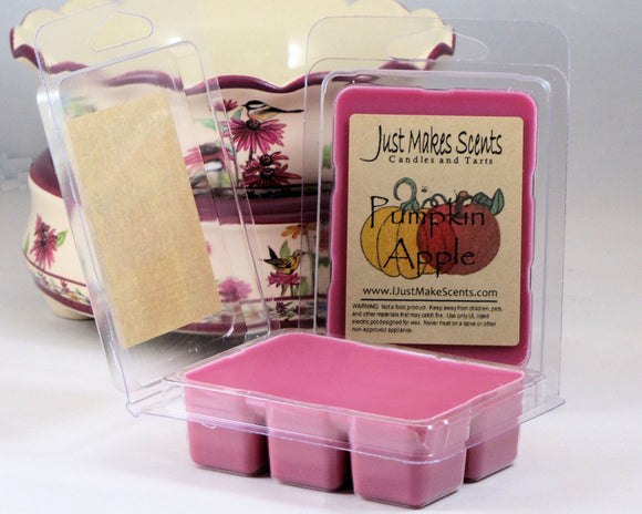 Pumpkin Apple Scented Wax Melts