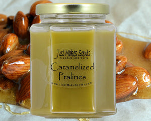 Caramelized Pralines Scented Candle