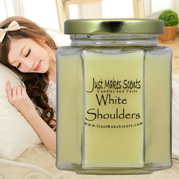White Shoulders (Evyan Type) Candle