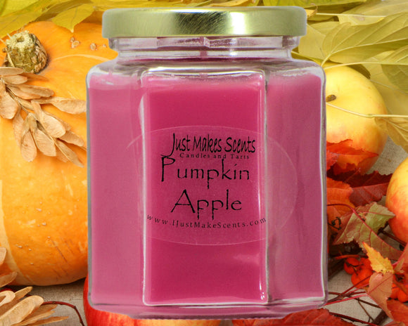 Pumpkin Apple Scented Candle