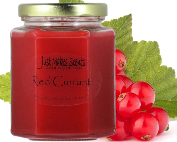 Red Currant Berry Scented Candle