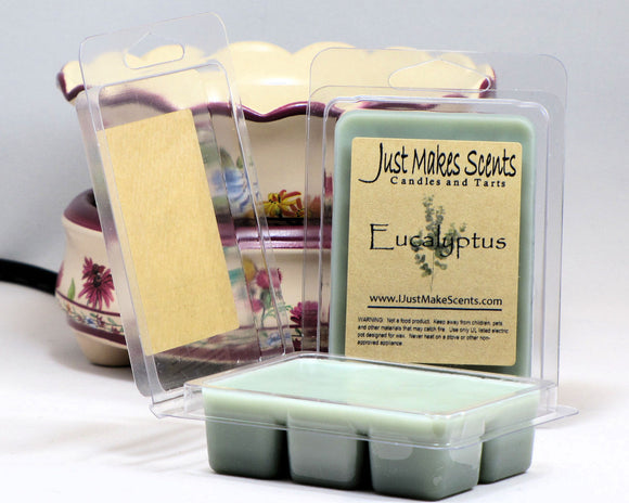 Eucalyptus Scented Wax Melts