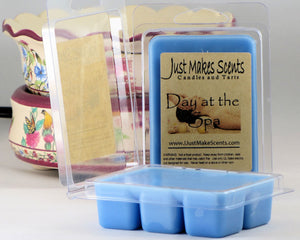 Day at the Spa Scented Wax Melts