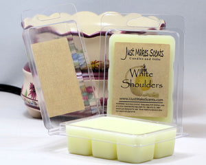 White Shoulders Scented Wax Melts (Compare to Evyan®)
