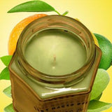 Sage & Citrus Scented Candle