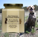 Pet Groomers, Pet Stores Veterinarians, and Kennels -> Custom Label Pet Odor Eliminator Candles - Private Label  - Volume Pricing