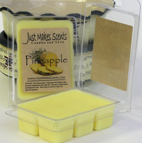 Pineapple Scented Wax Melts