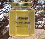 Frankincense Scented Candle