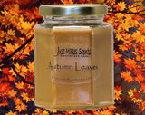 Autumn Leaves Scented Candle