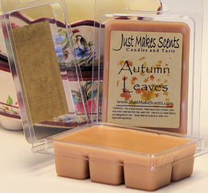 Autumn Leaves Scented Soy Wax Melts