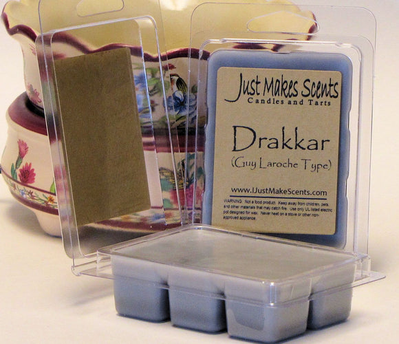Drakkar (Guy Laroche Type) Wax Melts
