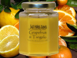 Grapefruit & Tangelo Scented Candle