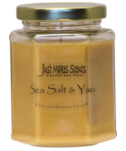 Sea Salt & Yuzu Scented Candle