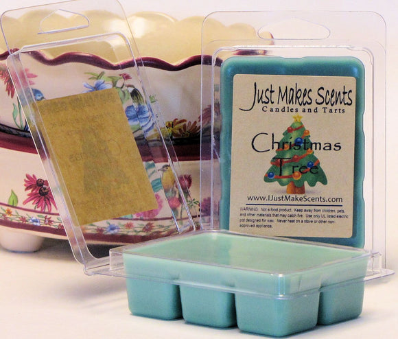 Christmas Tree Scented Wax Melts