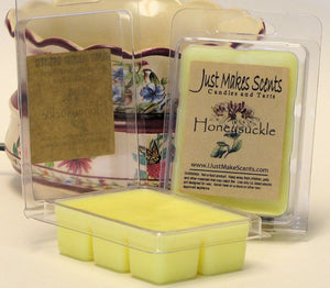 Honeysuckle Scented Wax Melts