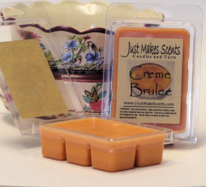 Creme Brulee Scented Wax Melts