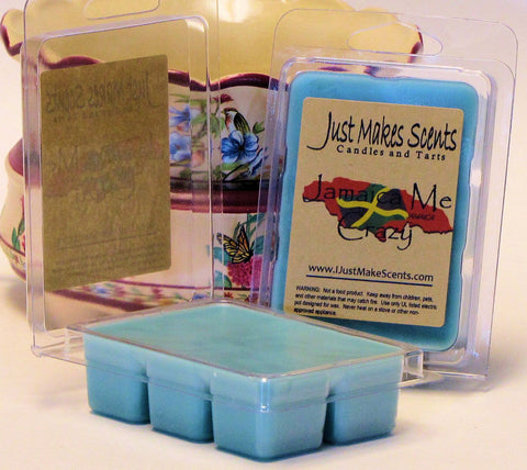 Jamaica Me Crazy Scented Wax Melts