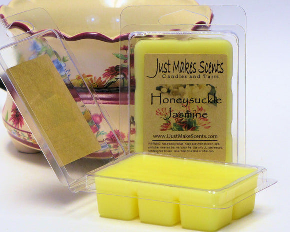 Honeysuckle Jasmine Scented Wax Melts