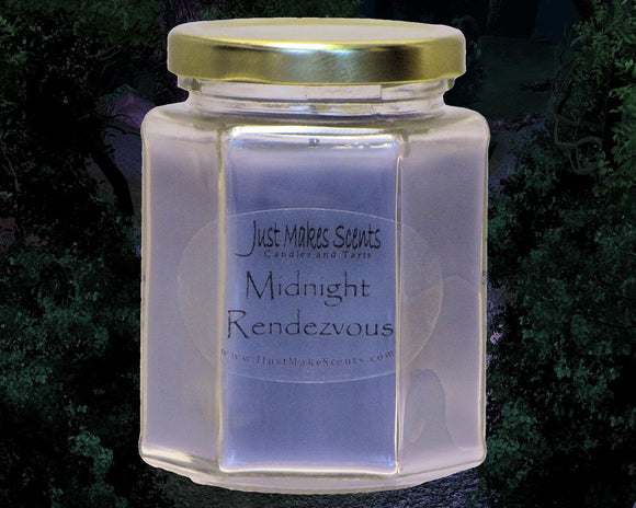 Midnight Rendezvous Scented Candle