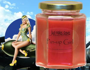 Pin Up Girl Scented Candle