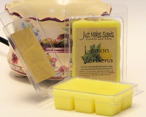 Lemon Verbena Scented Wax Melts