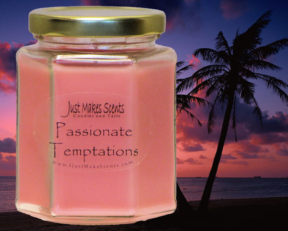 Passionate Temptations Scented Candles