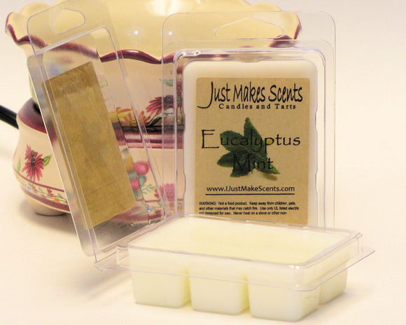 Eucalyptus Mint Scented Wax Melts